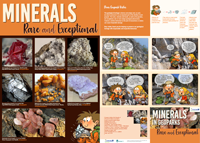 MINERALS in Danube Geoparks web
